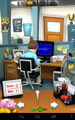 Снова завис ПК - Office Jerk  для Android