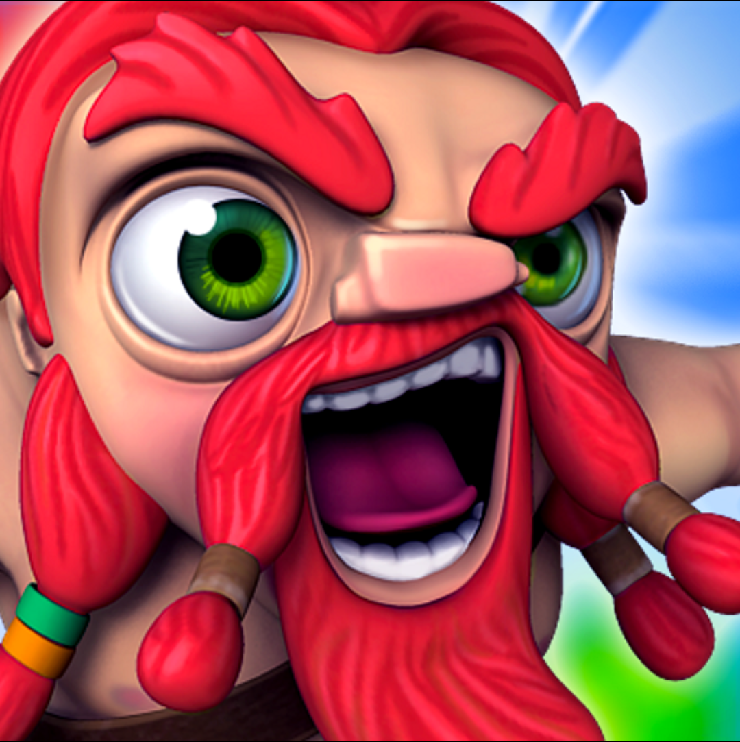 Иконка - Max Axe: Quest For Loot! для Android