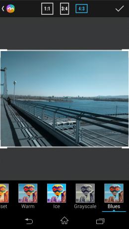 Фильтры - InstaMark для Android