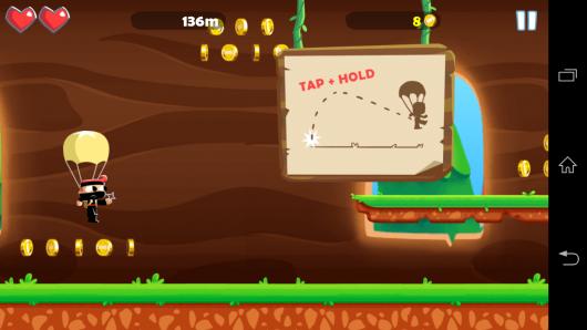 Прыжок - Adventure Land для Android