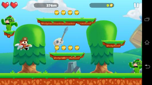 Полет - Adventure Land для Android