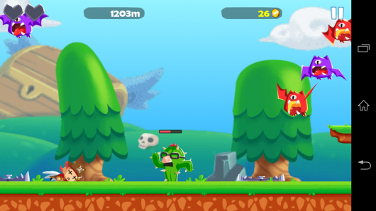 Кактусы - Adventure Land для Android
