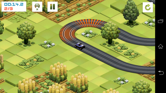 Опасный участок - Groove Racer для Android