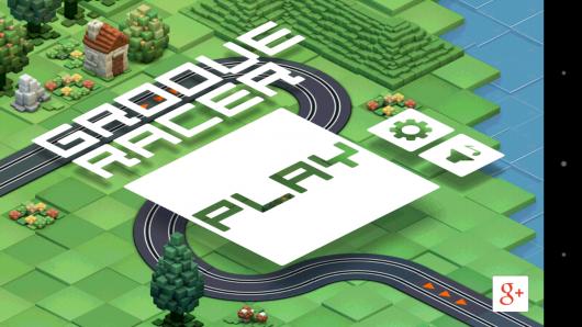 Меню - Groove Racer для Android
