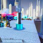 RunBot — 3D раннер с роботом