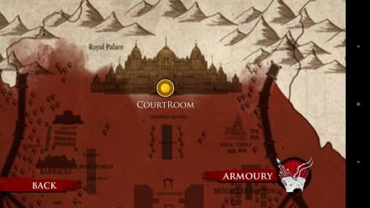 Карта - Kochadaiiyaan: Reign of Arrows для Android