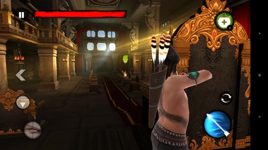 Стрельба из укрытия - Kochadaiiyaan: Reign of Arrows для Android