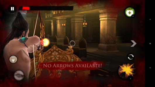 Огненные стрелы - Kochadaiiyaan: Reign of Arrows для Android