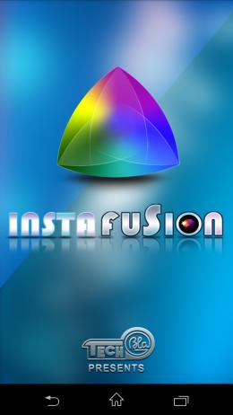 Логотип - Image Blender Instafusion для Android