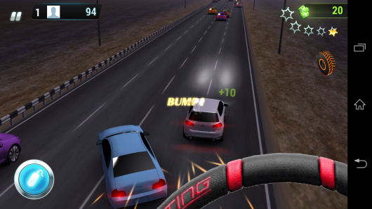 Столкновение - Road Smash: Crazy Racing для Android