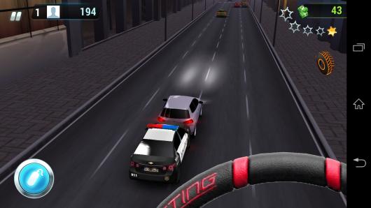 Погоня - Road Smash: Crazy Racing для Android