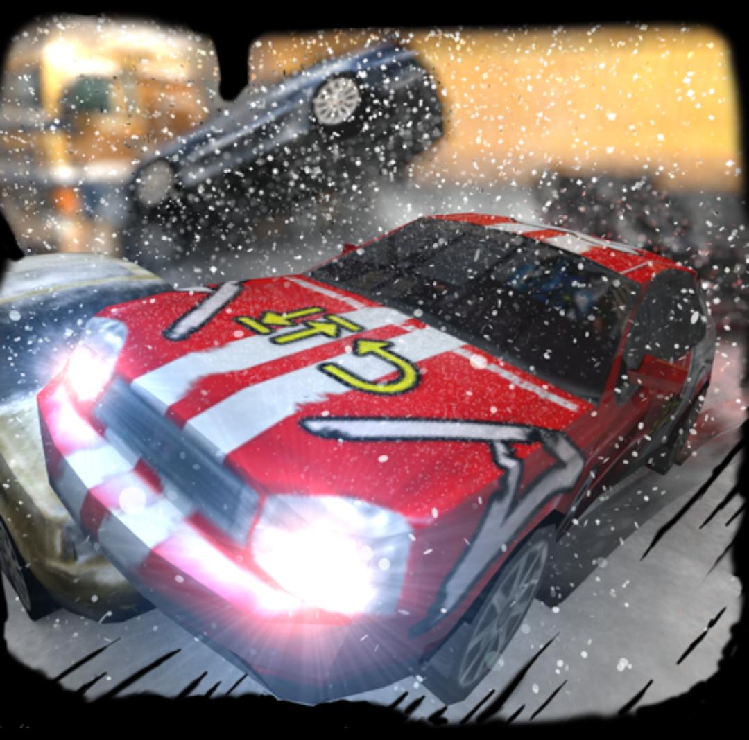 Иконка - Highway Crash Derby для Android