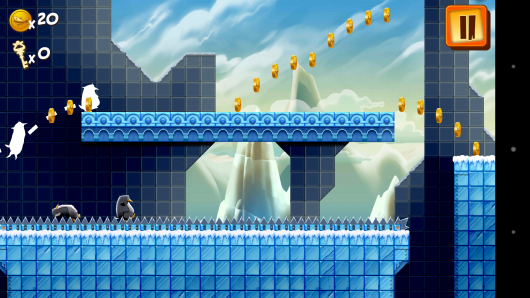 Прыжок - Adventure Beaks для Android