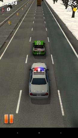 Погоня - Highway Crash Derby для Android