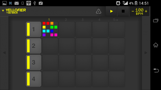 Дорожки - Yellofier для Android
