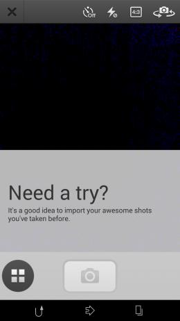 Камера - FxCamera для Android