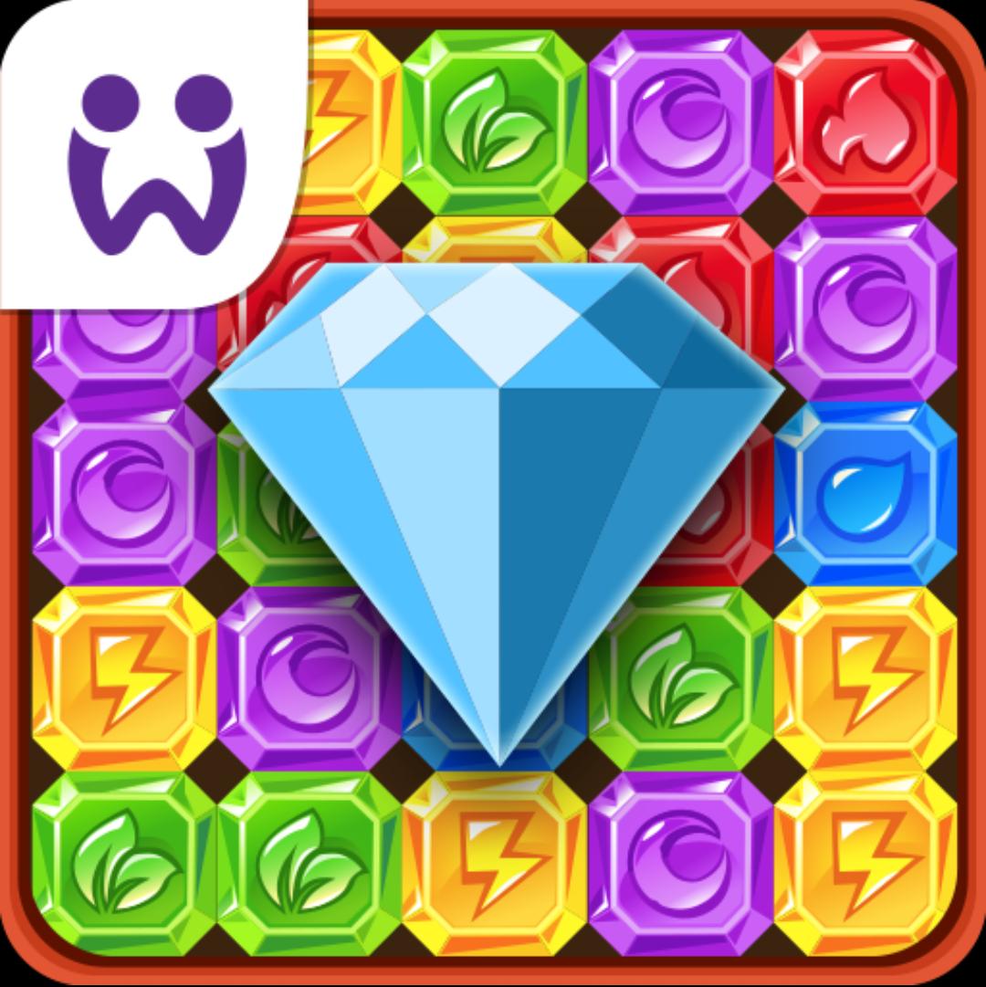 Иконка - Diamond Dash для Android