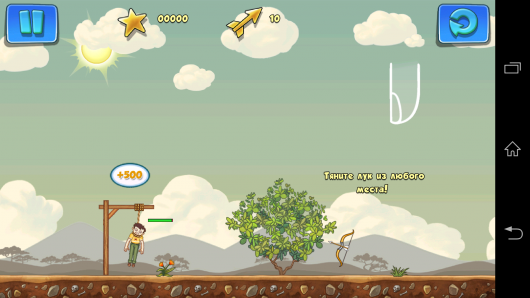 Геймплей - Gibbets 2 для Android