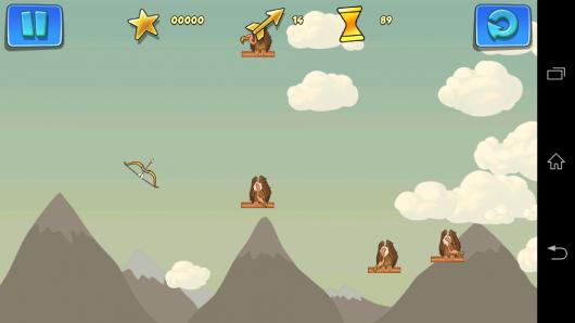 Стреляем в птиц - Gibbets 2 для Android