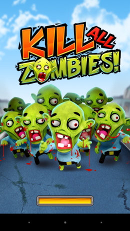 Лого -  Kill All Zombies! для Android