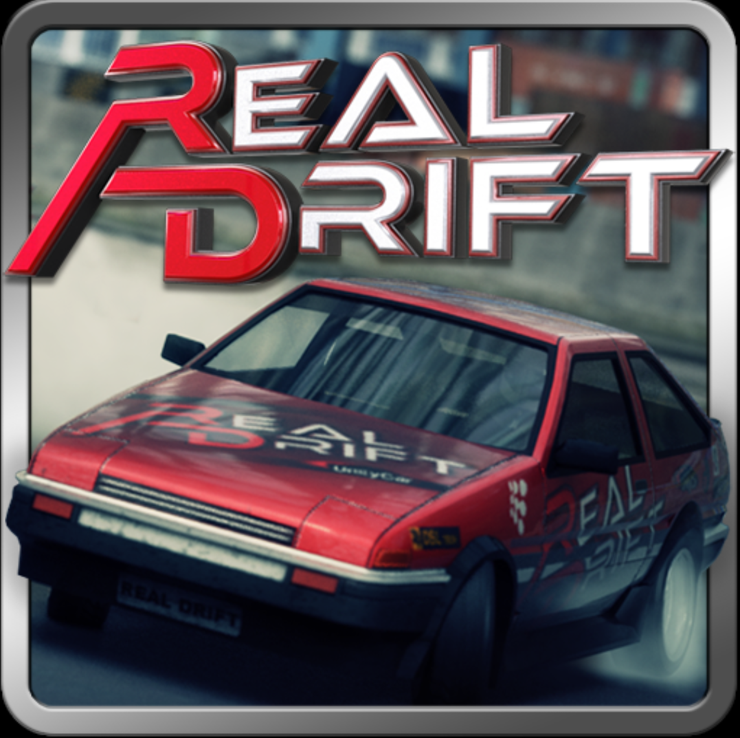 Иконка - Real Drift Car Racing для Android