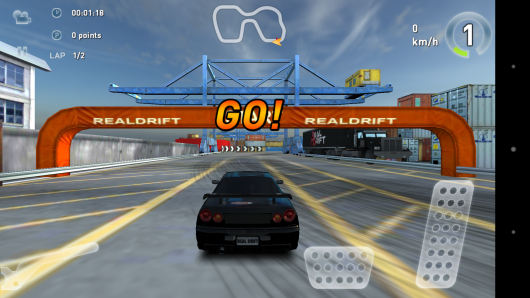 Заезд - Real Drift Car Racing для Android
