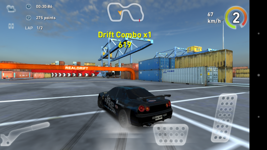Дрифт  - Real Drift Car Racing для Android