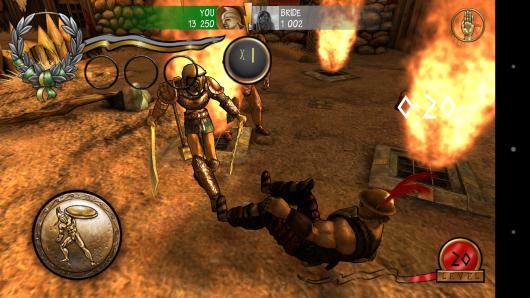 Оглушение - I, Gladiator для Android
