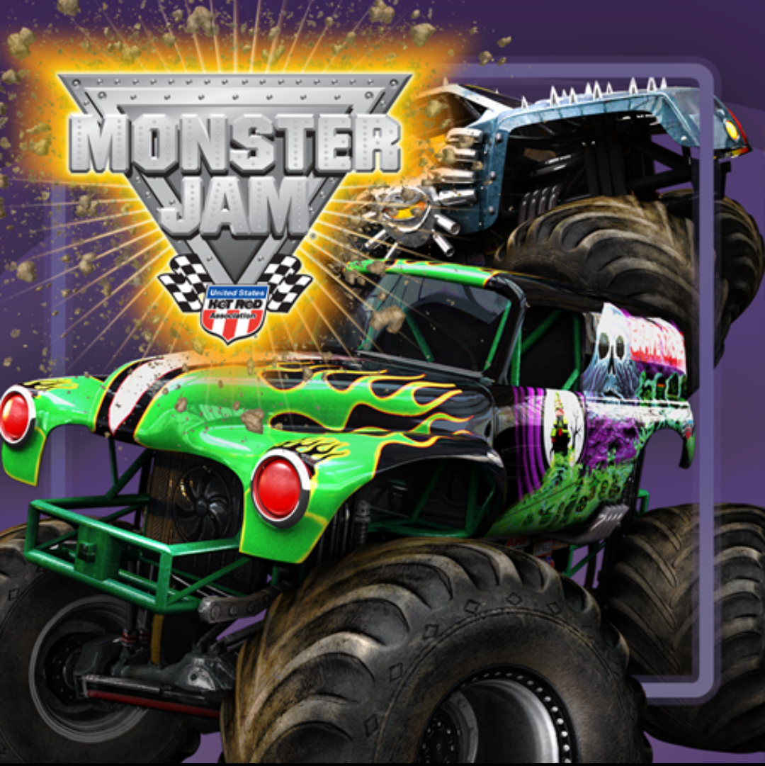 Иконка - MonsterJam для Android