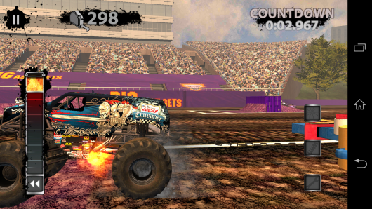 Буксировка - MonsterJam для Android