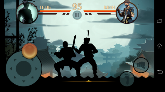 Геймплей - Shadow Fight 2 для Android