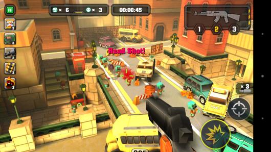 Стрельба в зомби - Action of Mayday: Last Defense для Android
