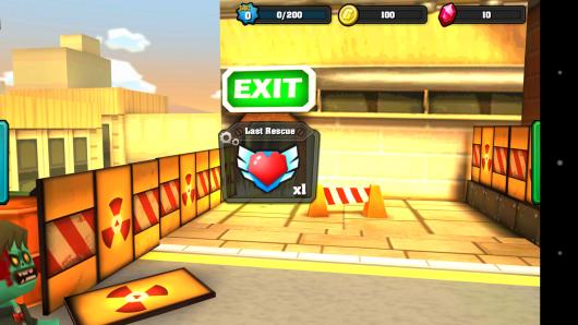 Жизни - Action of Mayday: Last Defense для Android