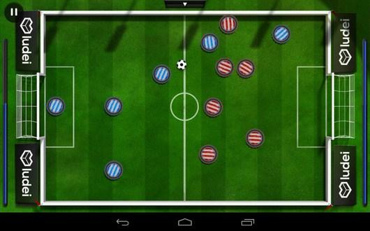 Ответ соперника - Slide Soccer для Android