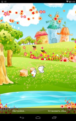 Прикольные мультяшные картинки о весне