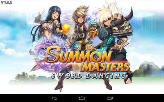 Интересная РПГ игра Summon Masters для Android