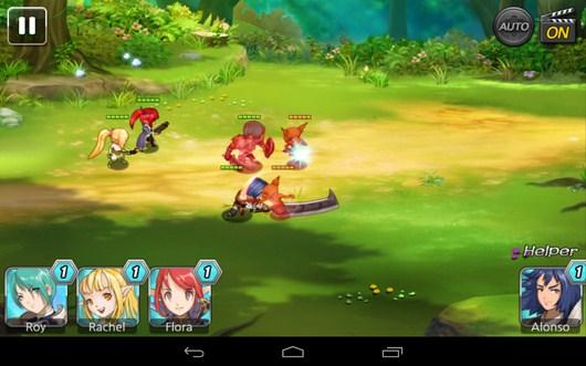 Сражения с монстрами - Summon Masters для Android