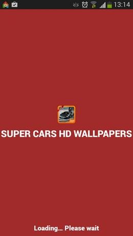 Качественные обои с машинами Super Cars HD Wallpapers для Android