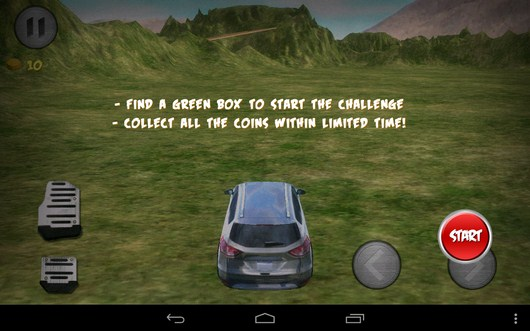 Симулятор езды на джипах SuvDrive3D для Android