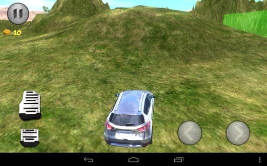 Начало езды - SuvDrive3D для Android