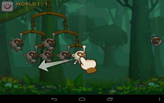 Обучение Swing Shot для Android