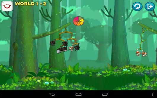 Новый бой - Swing Shot для Android