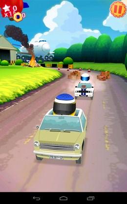 На старте - Top Gear: Race The Stig для Android