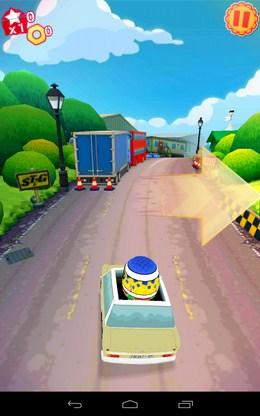 Быстрый маневр - Top Gear: Race The Stig для Android
