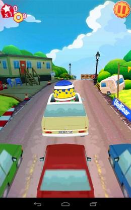 Перепрыгиваем машины - Top Gear: Race The Stig для Android