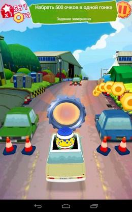 Первый бонус - Top Gear: Race The Stig для Android