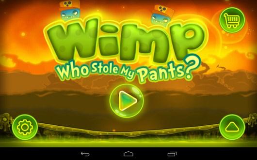 Головоломка паззл Wimp для Android