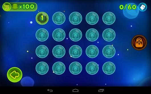 Выбираем миссию - Wimp  для Android