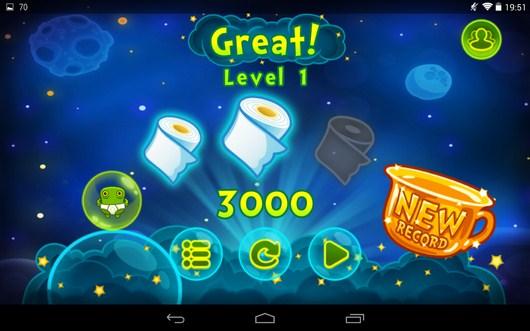 Очки уровня - Wimp  для Android