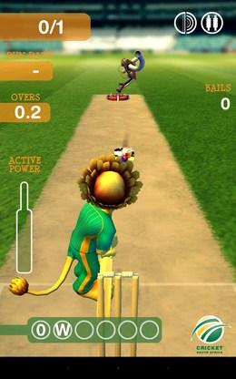 Настраиваемся на подачу - ZAC`s Batting Academy для Android